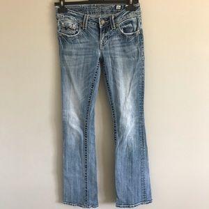 Miss me Women Jeans Size 26 Blue